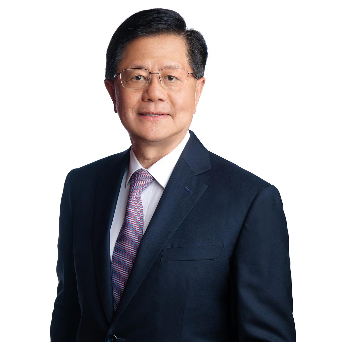 Professor Bernard Yeung