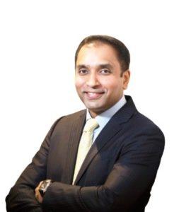 Dr Gowreeson Thevendran