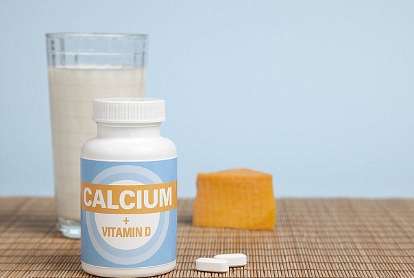 calcium ansd vitamin d to prevent osteoporosis